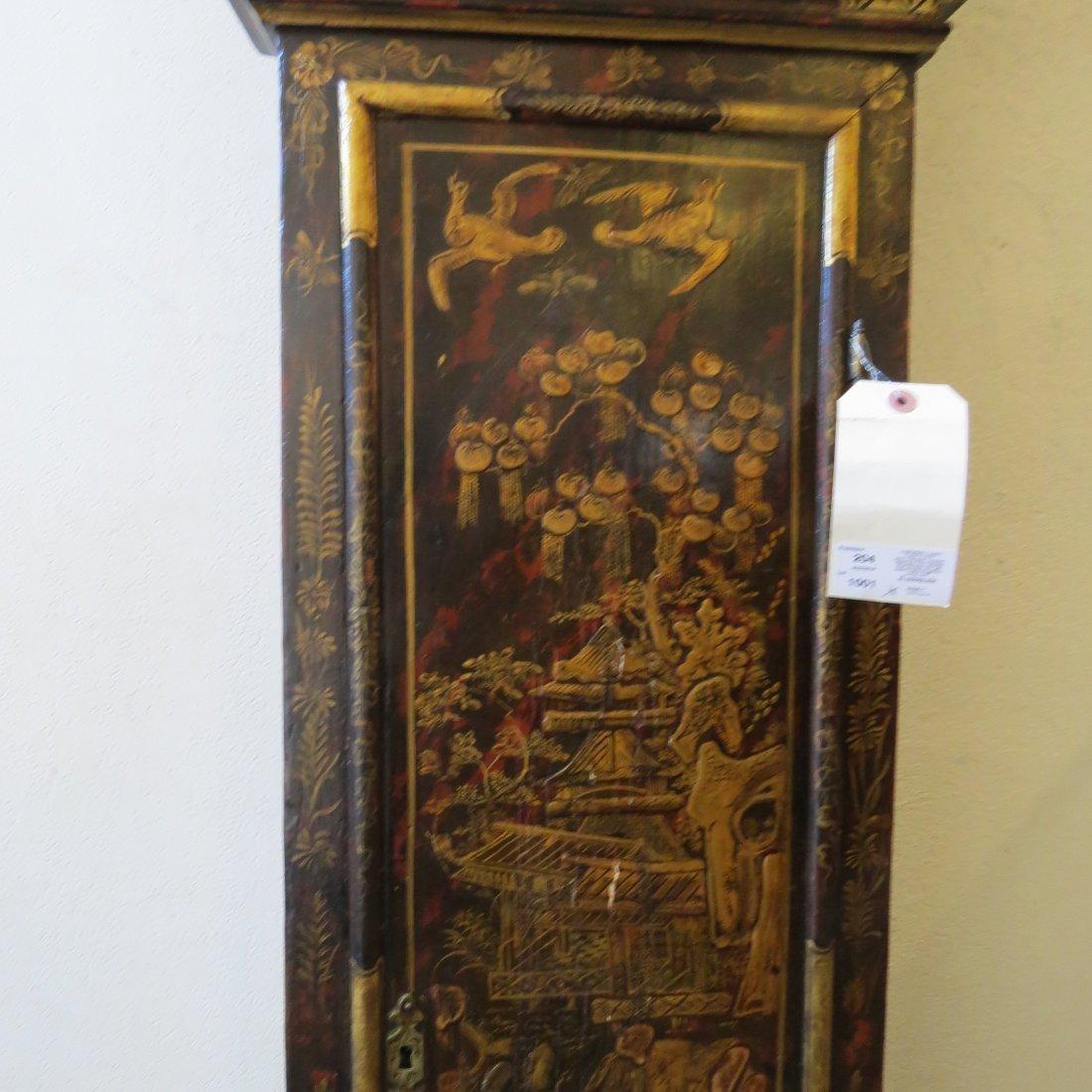 A George II Long Case Clock. - 2