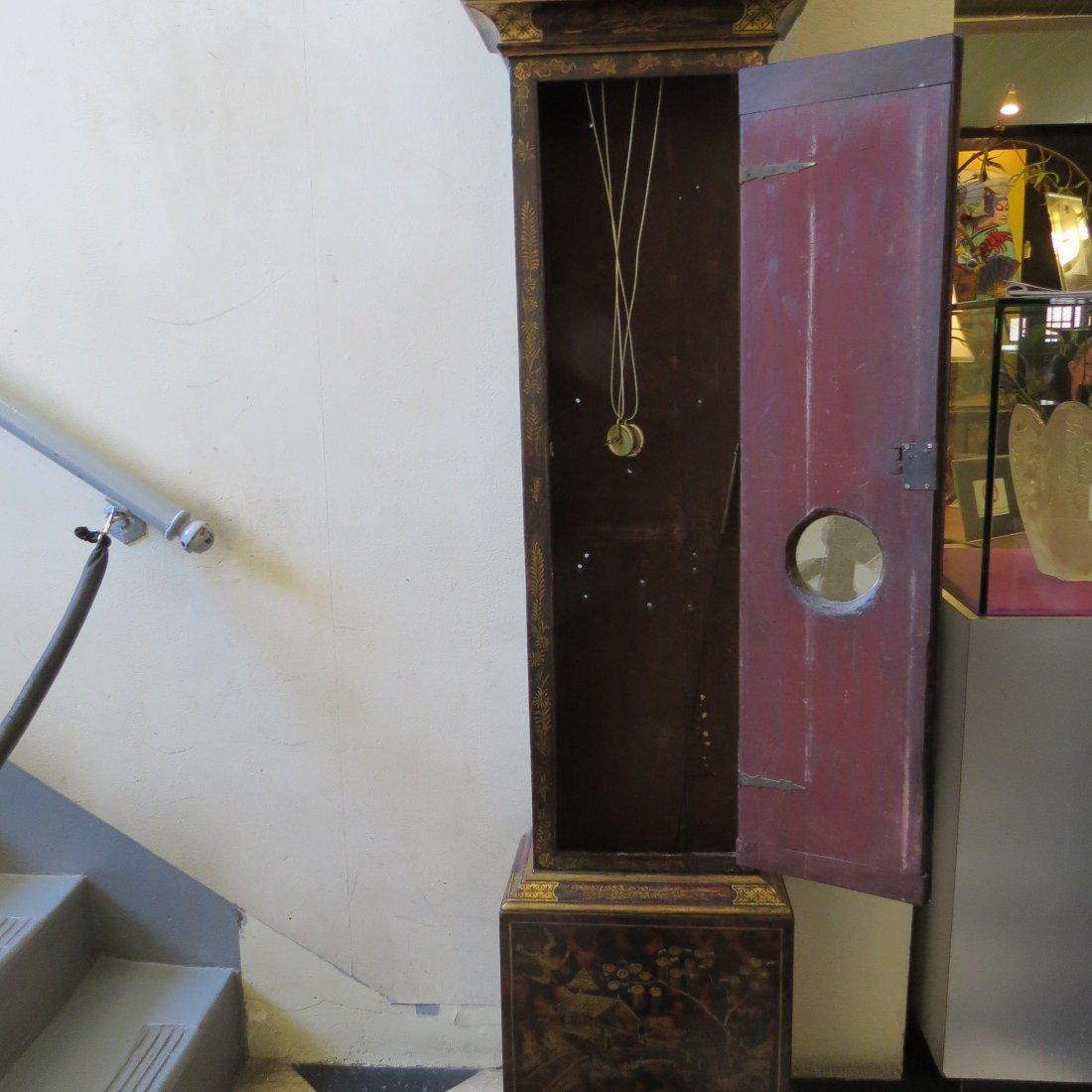 A George II Long Case Clock. - 5
