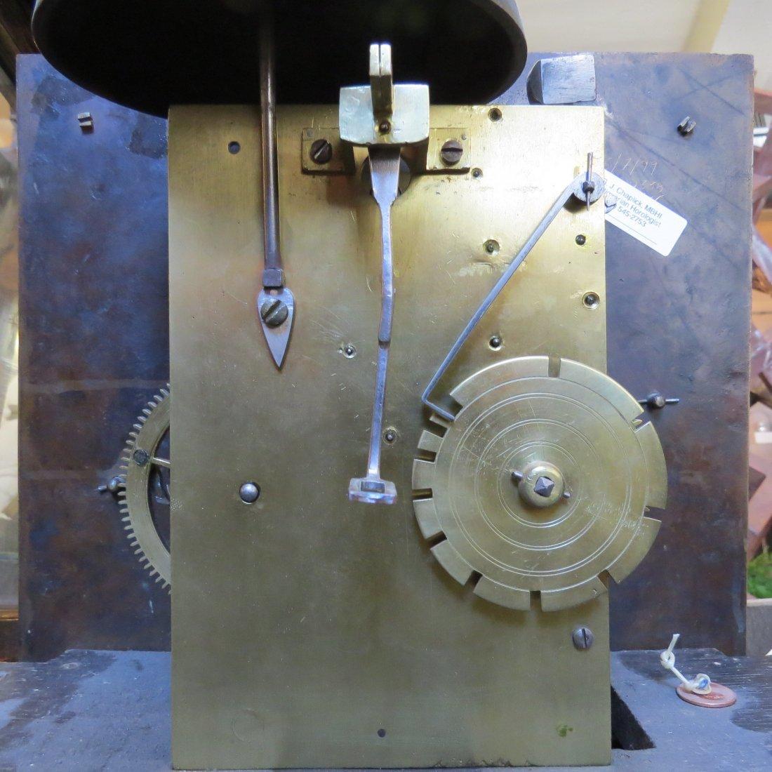 A George II Long Case Clock. - 9