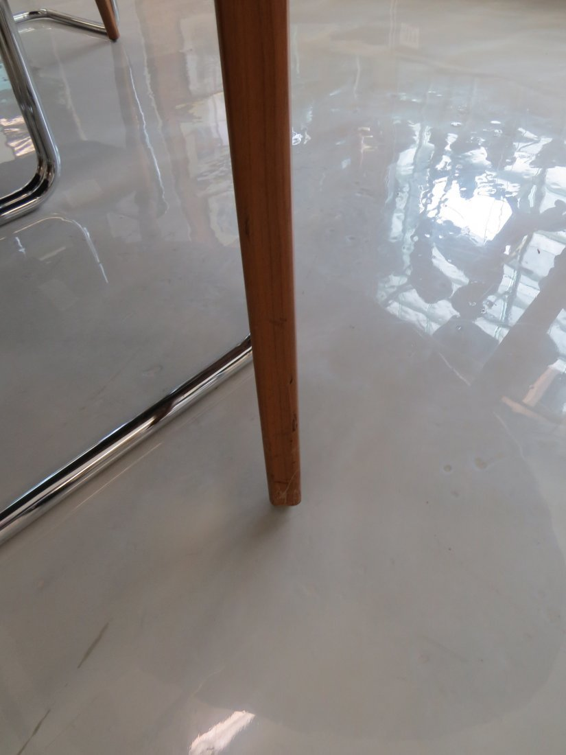A Knoll Elliptical Table. - 4