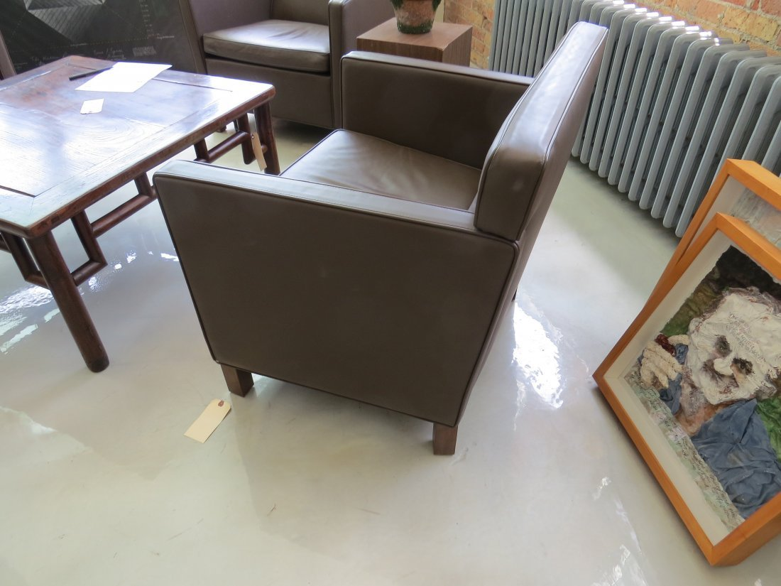 A Pair of Knoll Krefeld Chairs. - 9