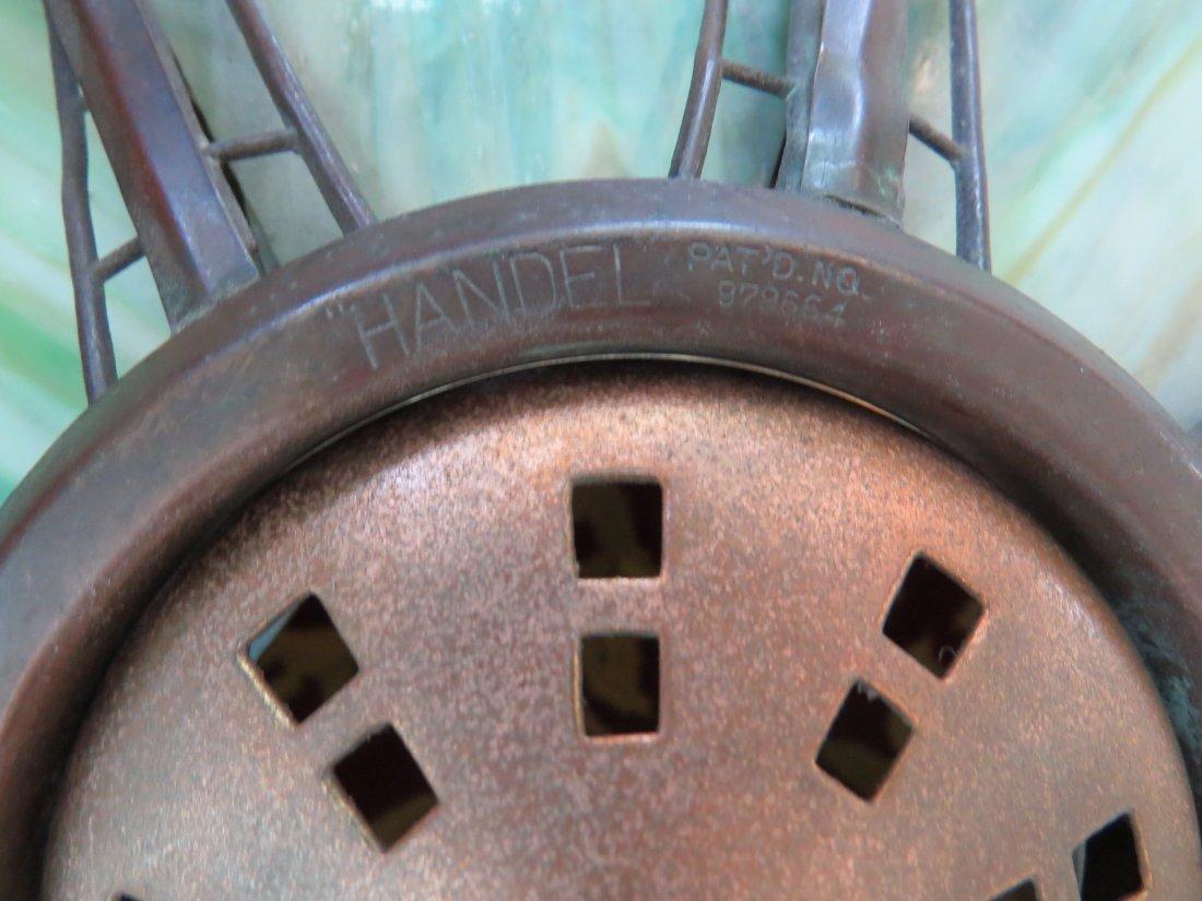 A Handel Table Lamp. - 10