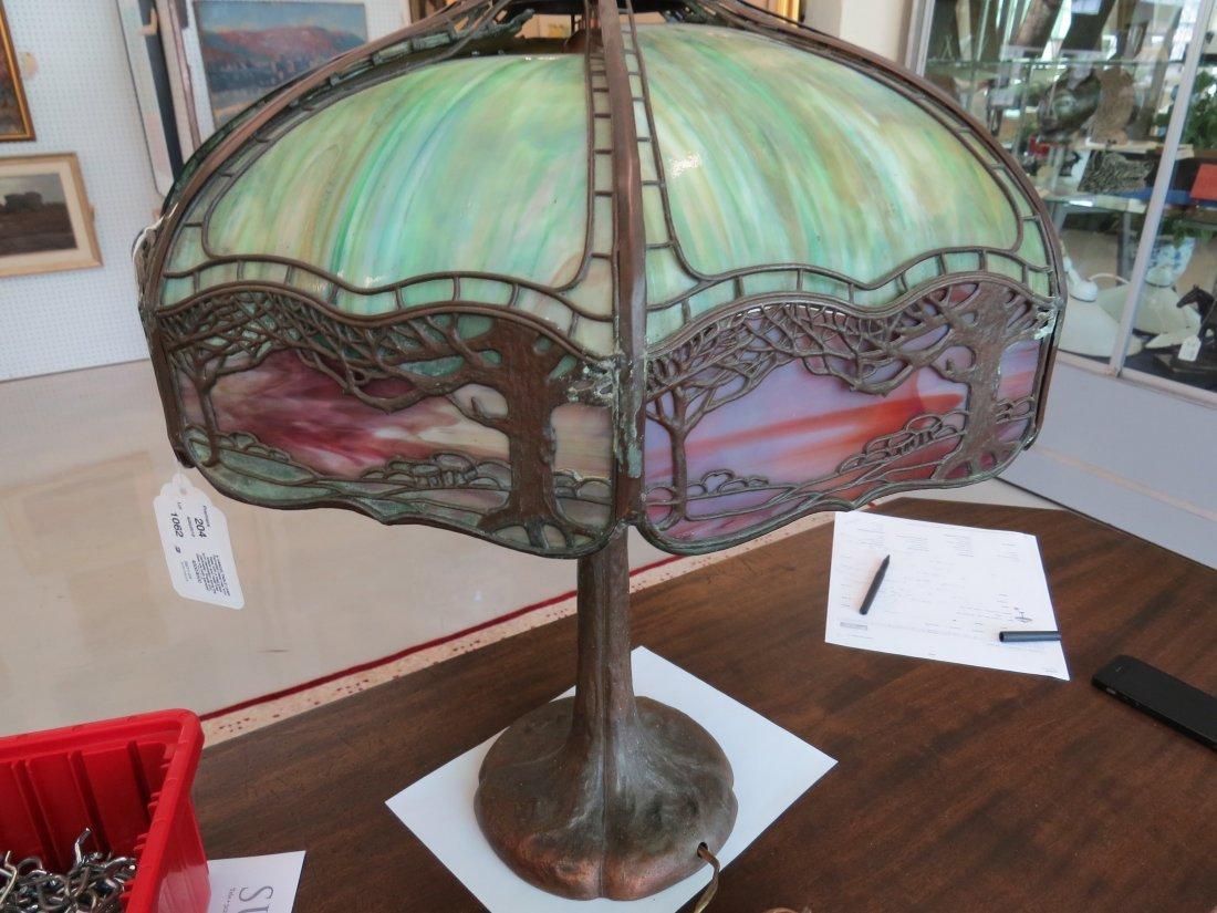 A Handel Table Lamp. - 16