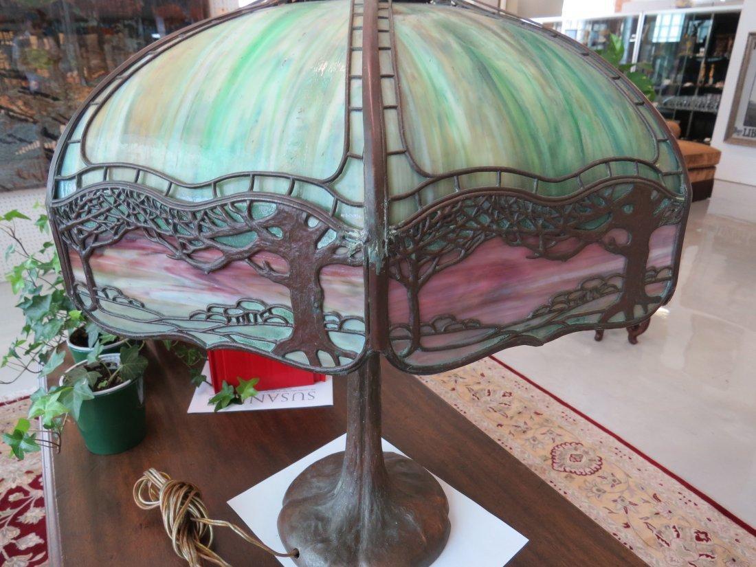 A Handel Table Lamp. - 17
