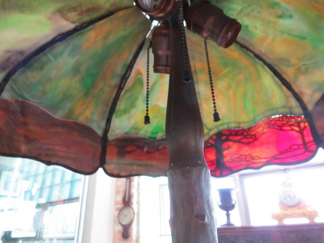 A Handel Table Lamp. - 18