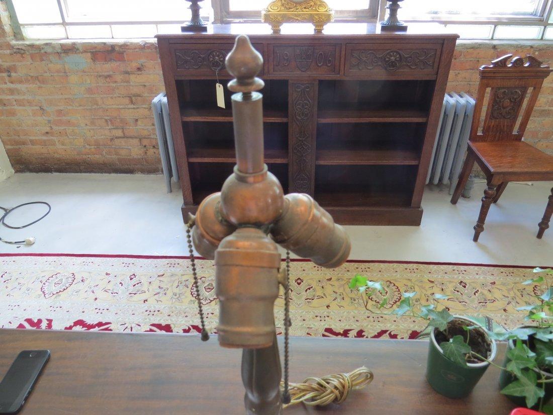 A Handel Table Lamp. - 2