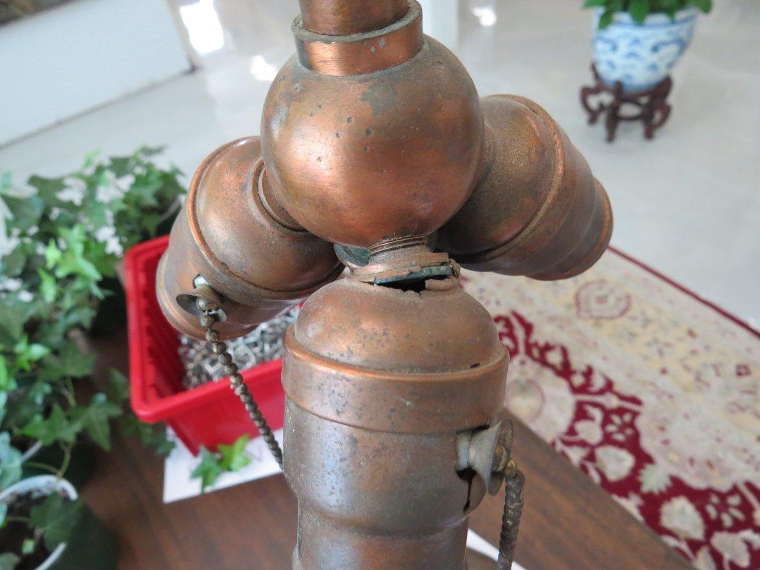 A Handel Table Lamp. - 3