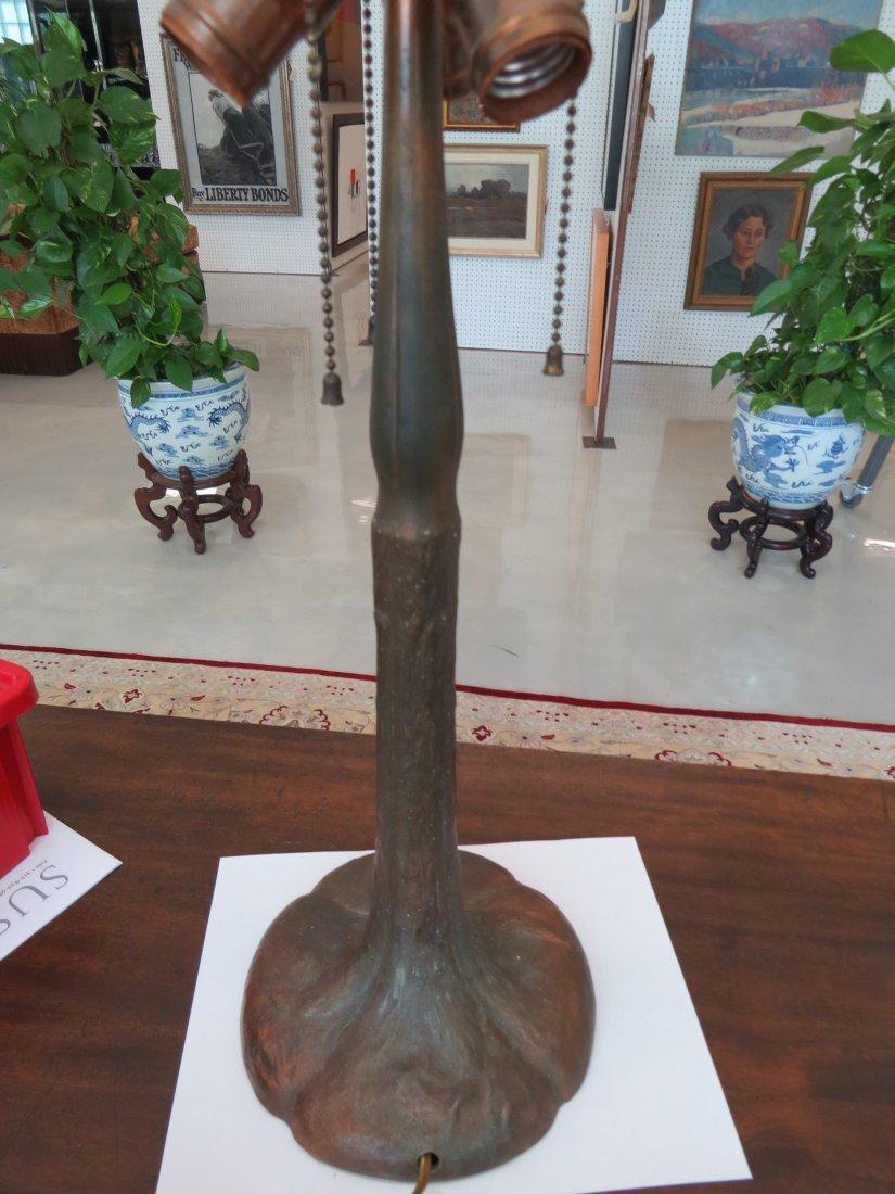 A Handel Table Lamp. - 4