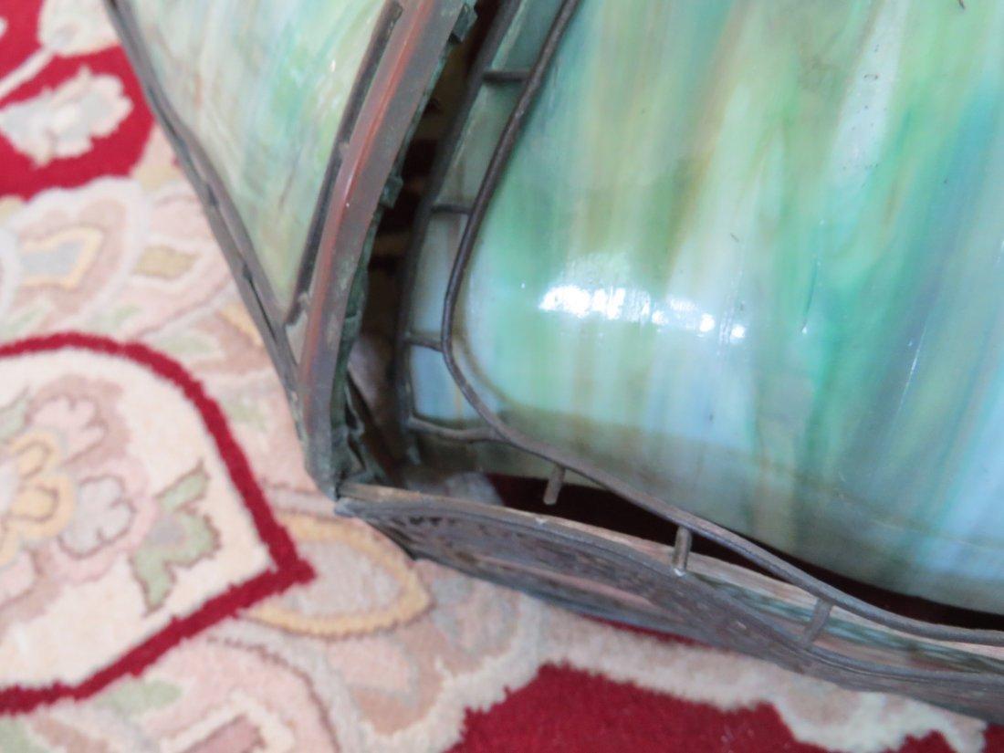 A Handel Table Lamp. - 8