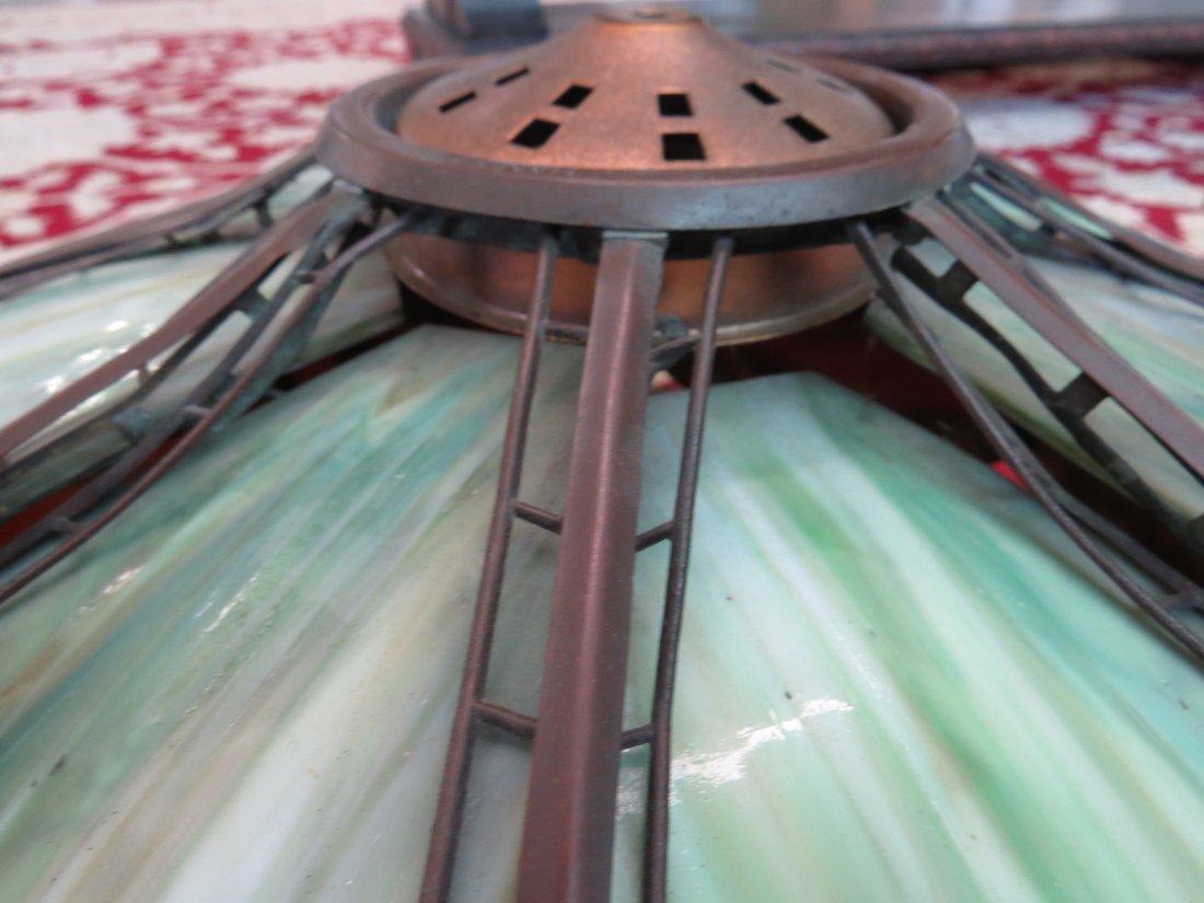 A Handel Table Lamp. - 9