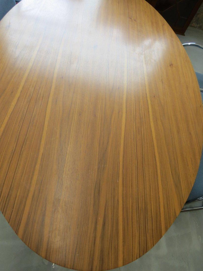 A Knoll Elliptical Table. - 2