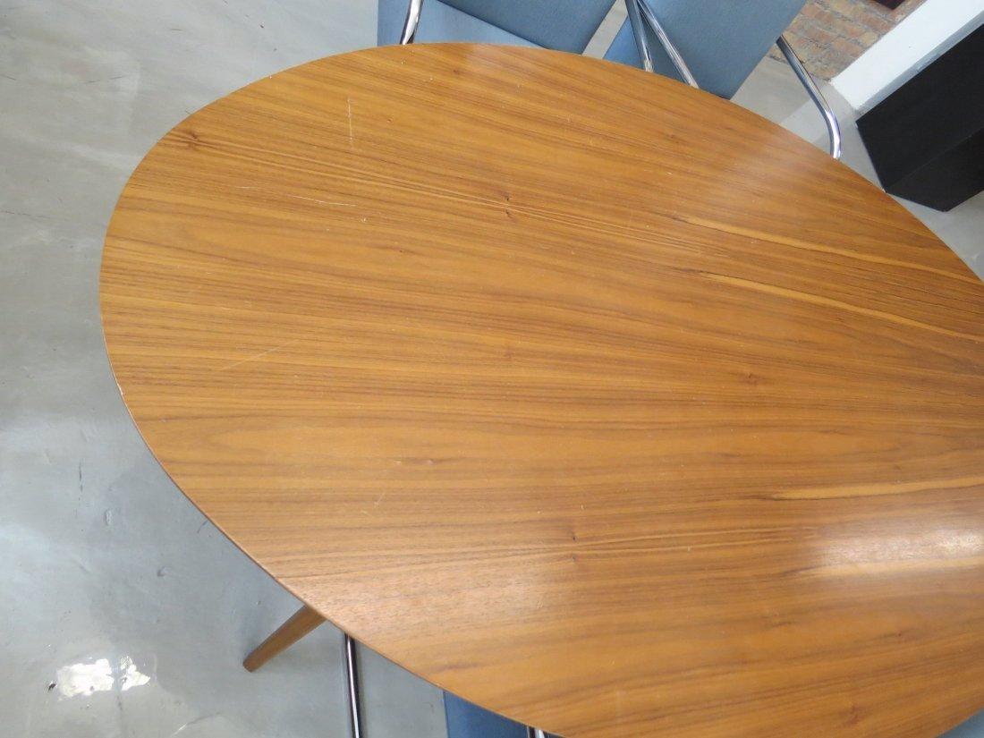 A Knoll Elliptical Table. - 3