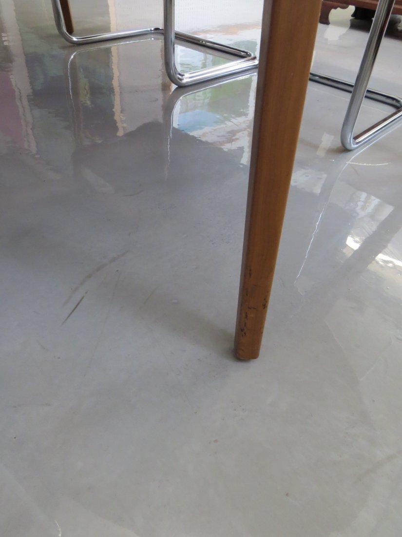 A Knoll Elliptical Table. - 5