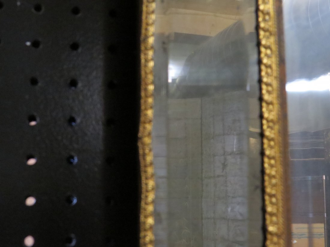 An Early 18th Century Swedish Mirror. - 10