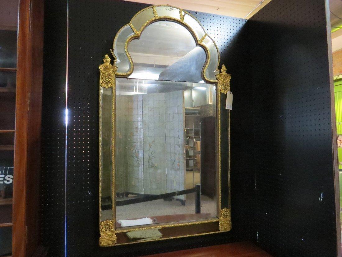 An Early 18th Century Swedish Mirror. - 2