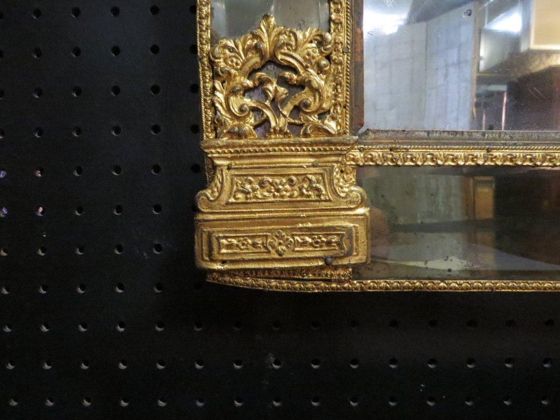 An Early 18th Century Swedish Mirror. - 3