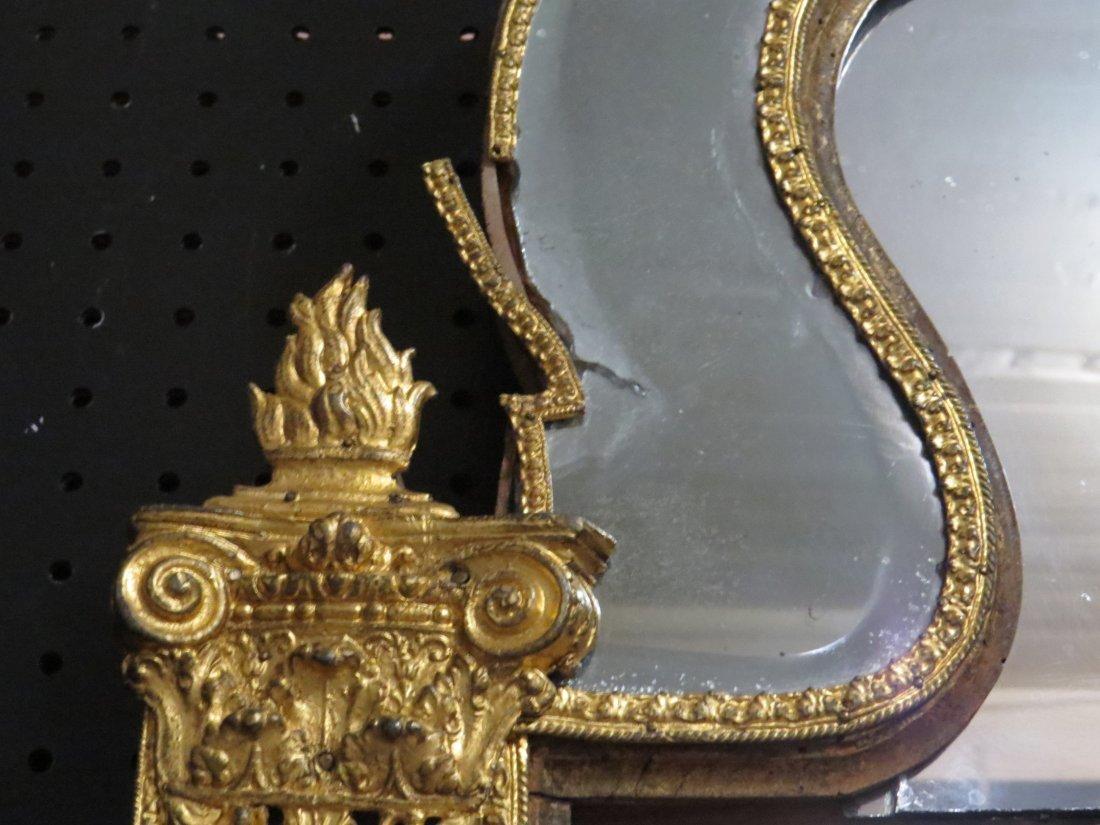 An Early 18th Century Swedish Mirror. - 7