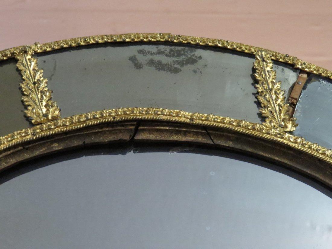 An Early 18th Century Swedish Mirror. - 8