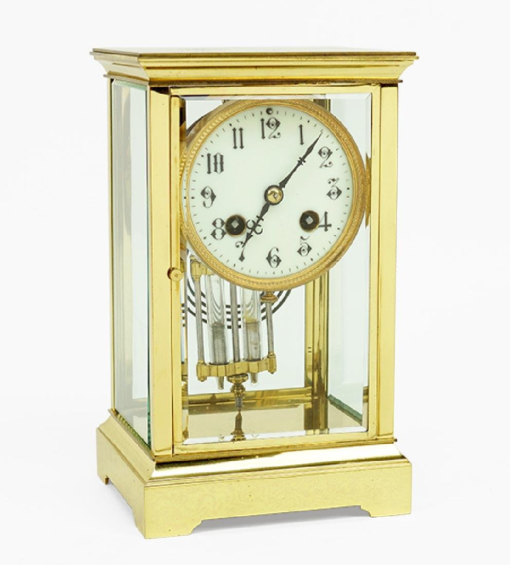A French Regulator Clock.