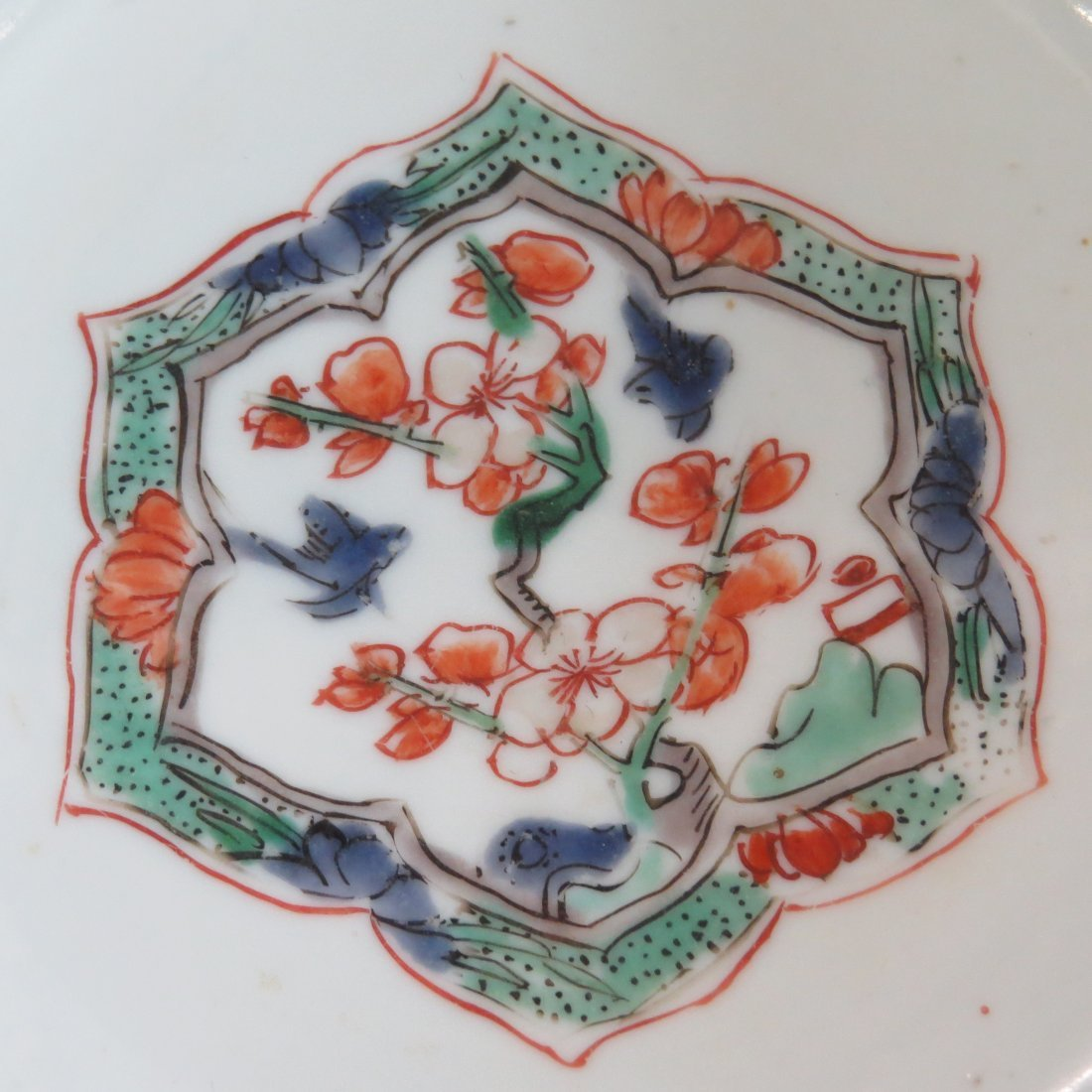 An 18th Century Chinese Famille Verte Porcelain Bowl. - 3