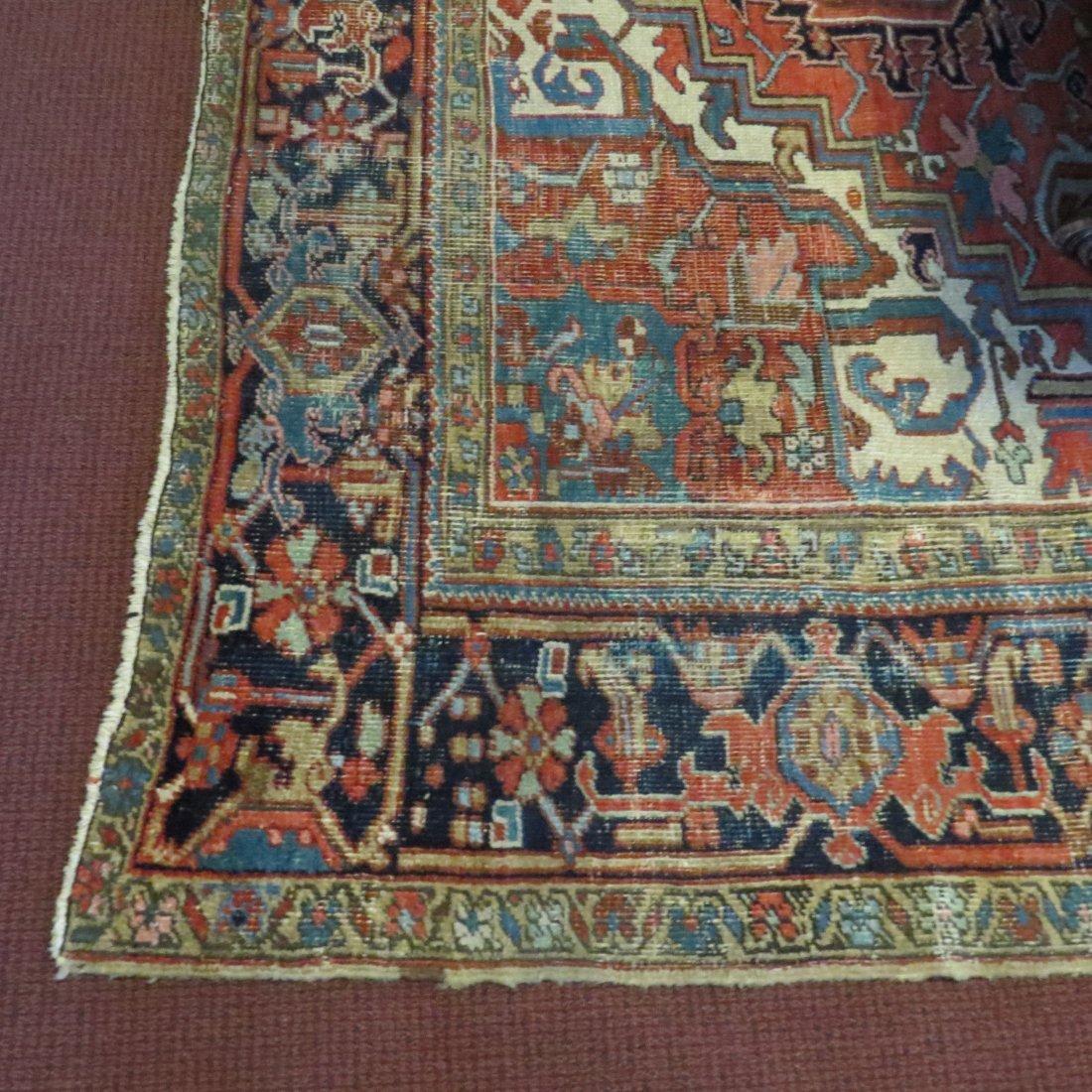 A Heriz Carpet. - 7