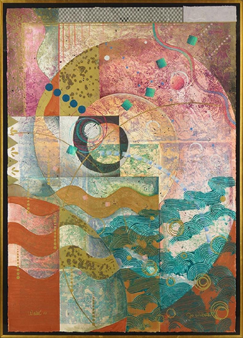 Jo Webster (American, 20th Century) Wake 10.
