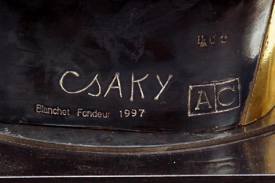 Joseph Csaky (French-Hungarian, 1888-1971) Tete de - 2