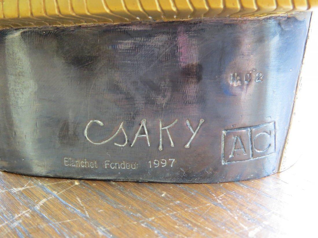 Joseph Csaky (French-Hungarian, 1888-1971) Tete de - 6