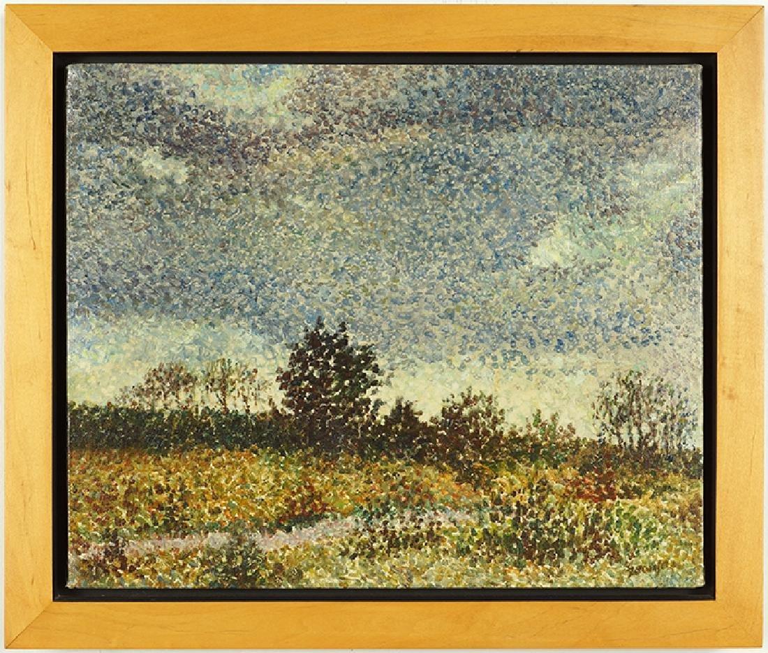 Crussian (American, 20th Century) Landscape. - 2