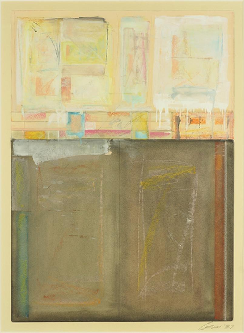 Lee Gum (American, 20th Century) Three Works. - 2