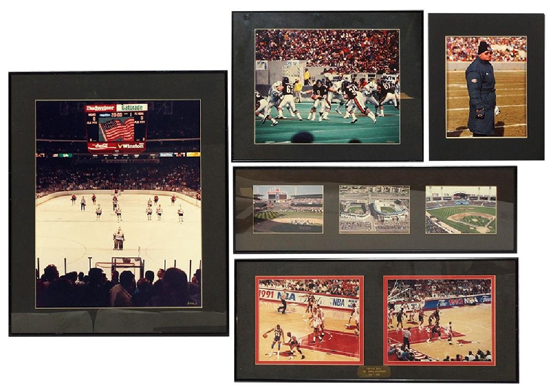 A Collection of Sports Prints, Posters, and - 4