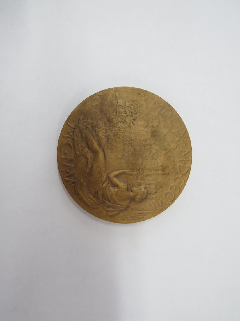 A Set of Cast Bronze Medals Issued by The Circle of - 3