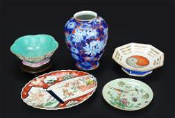 A Collection of Asian Porcelain.