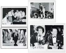 A Collection Of Prints Of Frank Sinatra