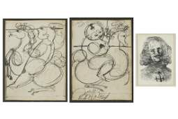 Salvador Dali (Spanish, 1904-1989) Velazquez.