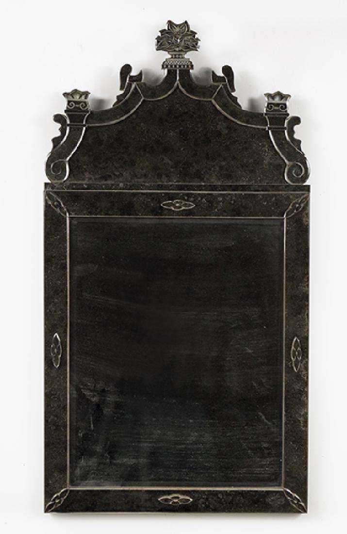 A Venetian Mirror.