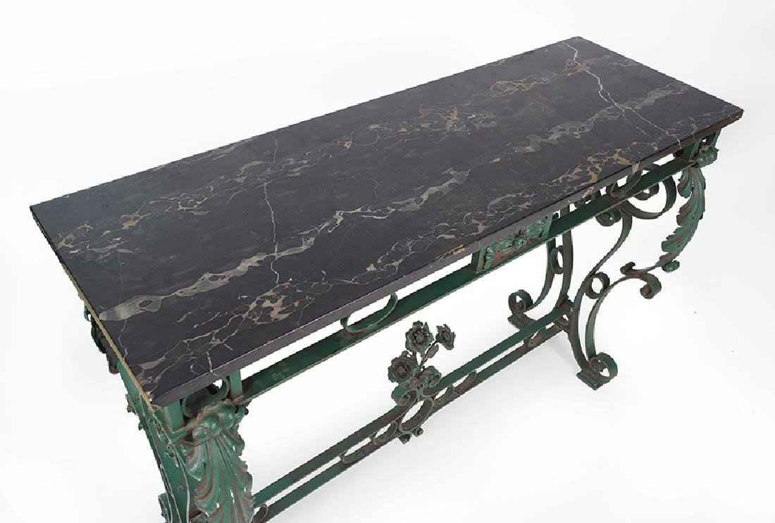 A Console Table. - 2