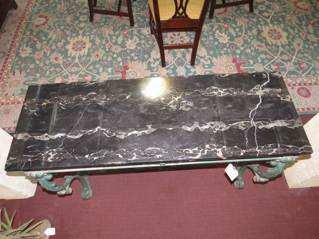 A Console Table. - 4