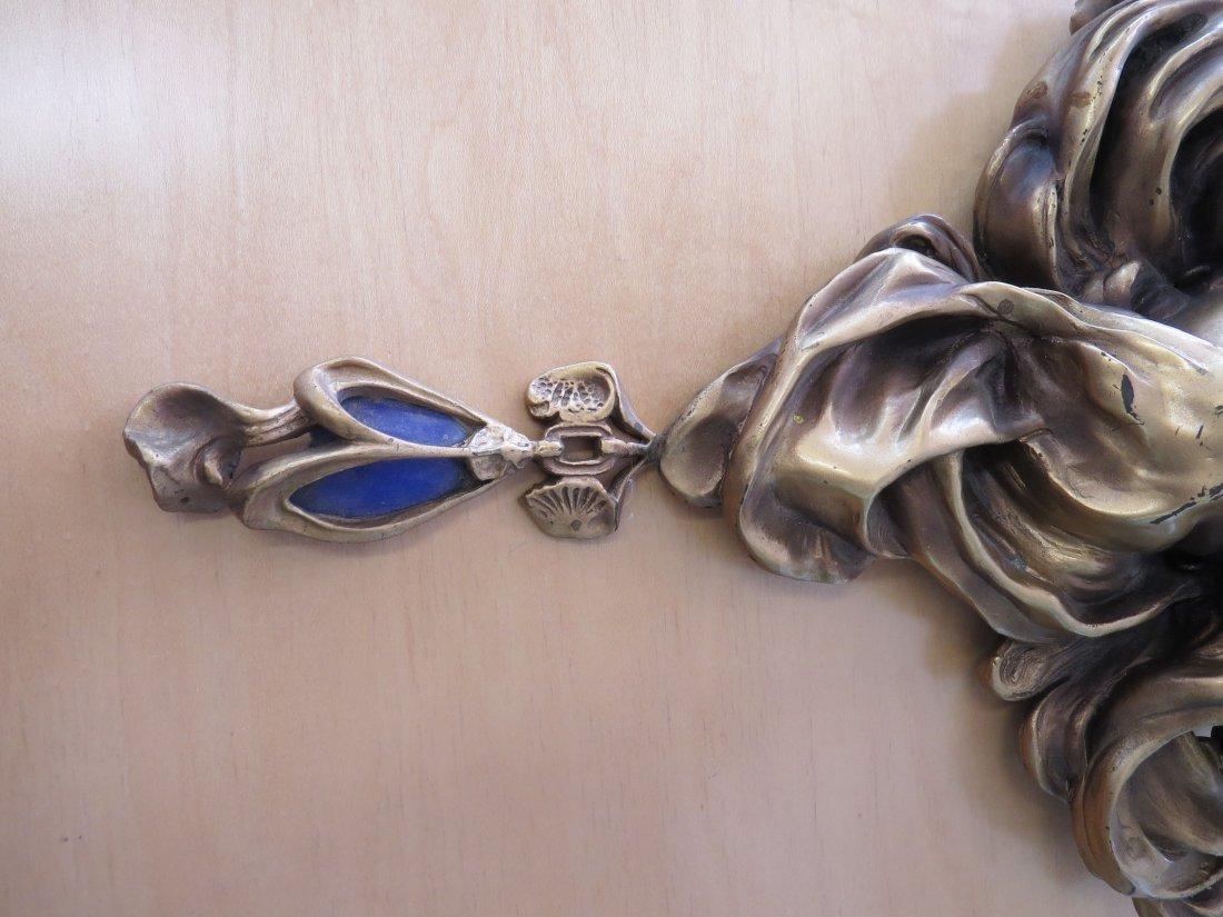 A Pair of Art Nouveau Style Sconces. - 10