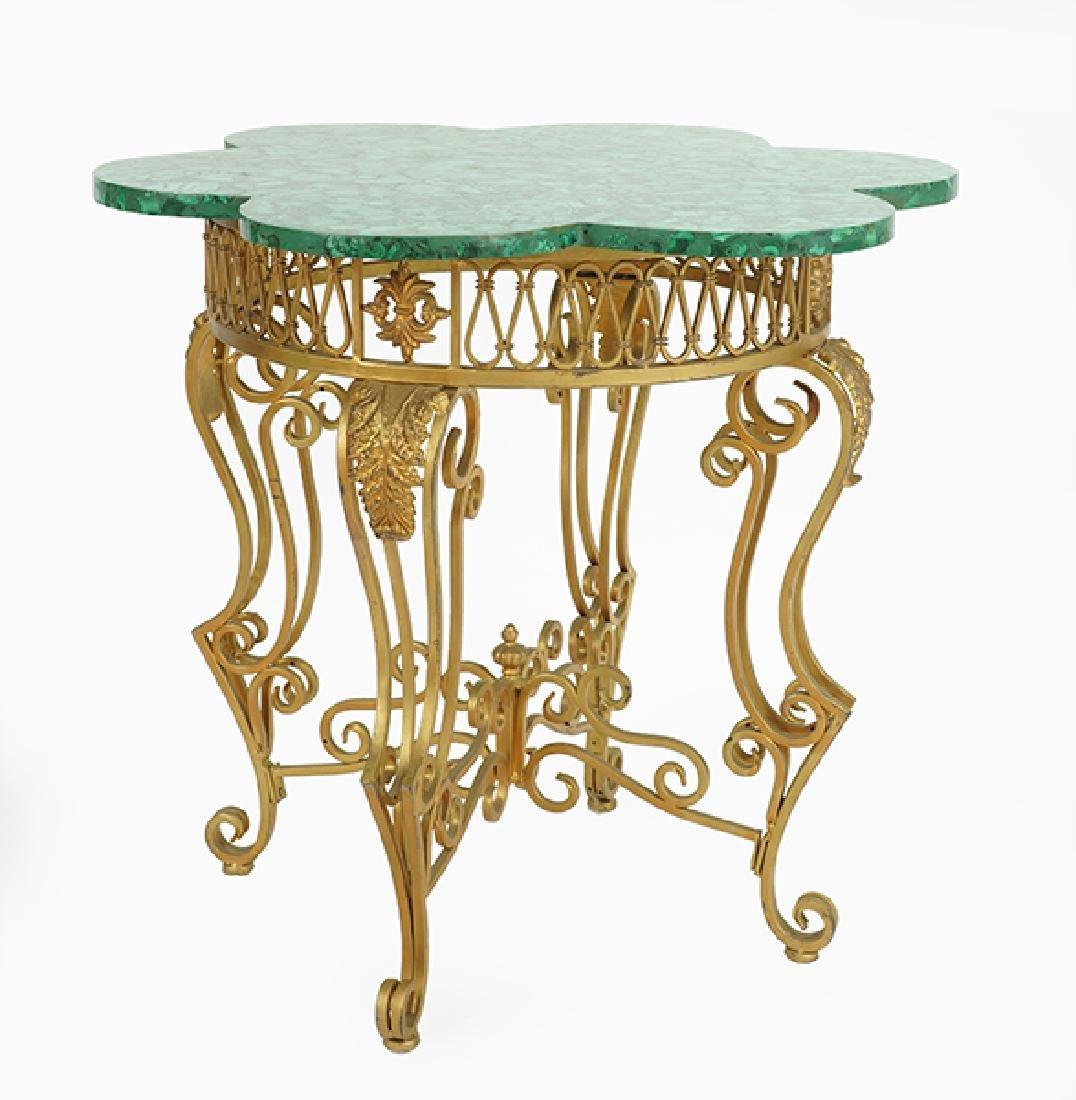 A Center Table.