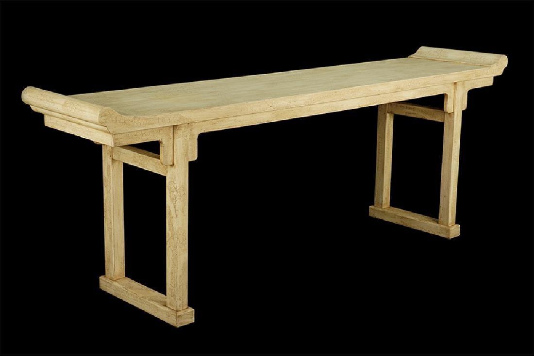 An Altar Table.