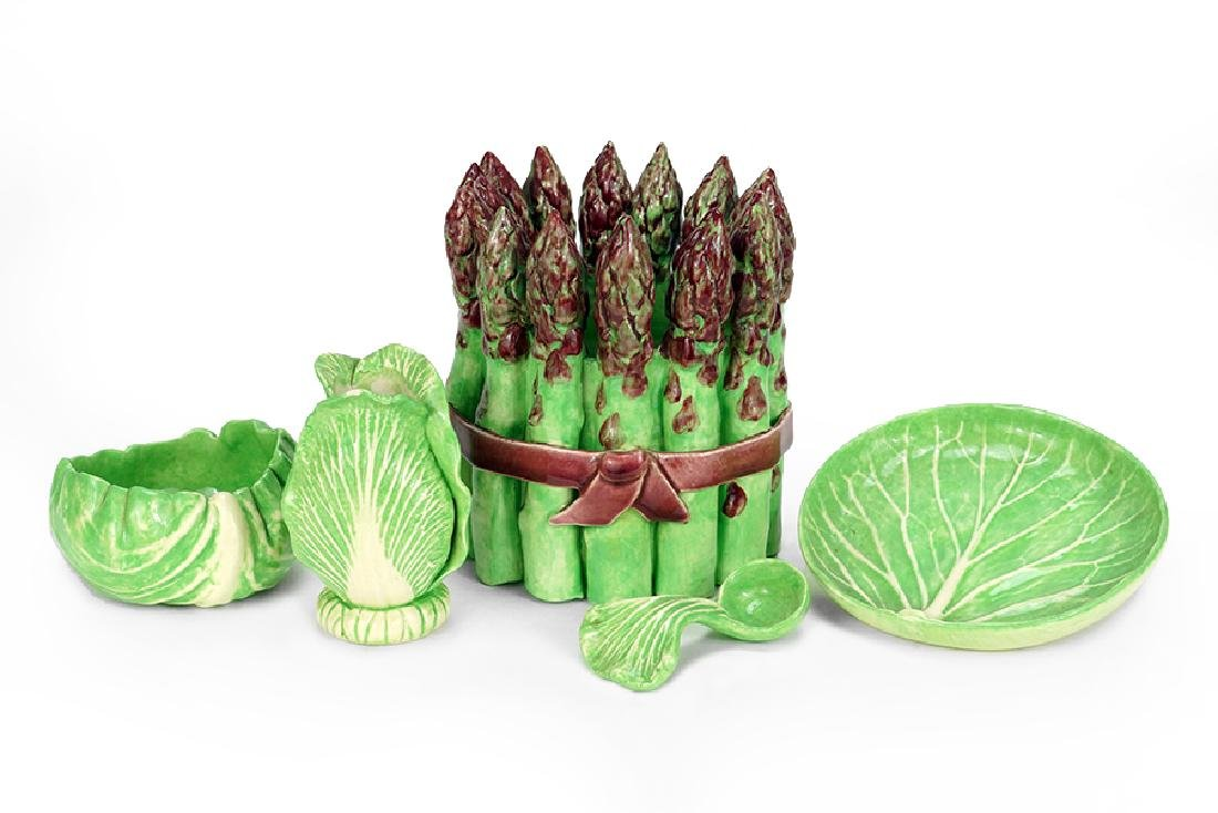 A Group Of Dodie Thayer Decorative Objects.