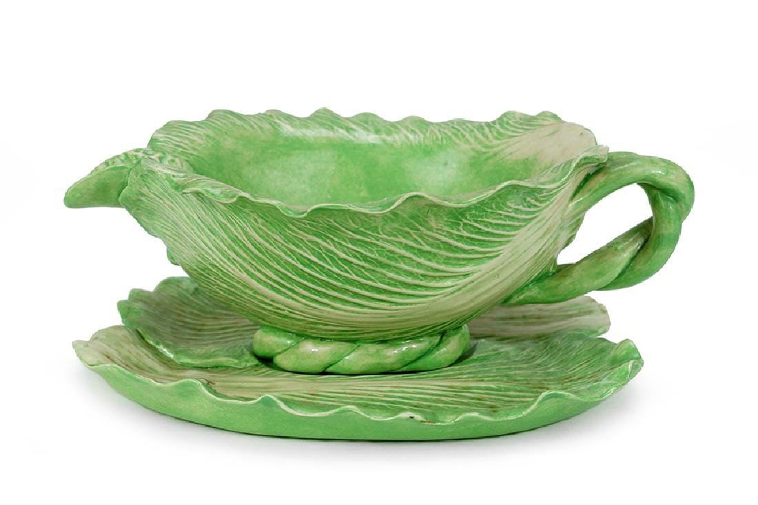 A Dodie Thayer Sauce Boat.