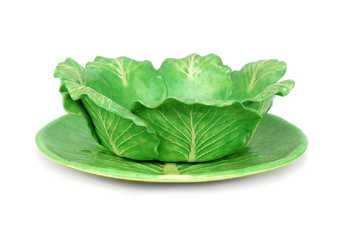 A Dodie Thayer Open Vegetable Bowl.