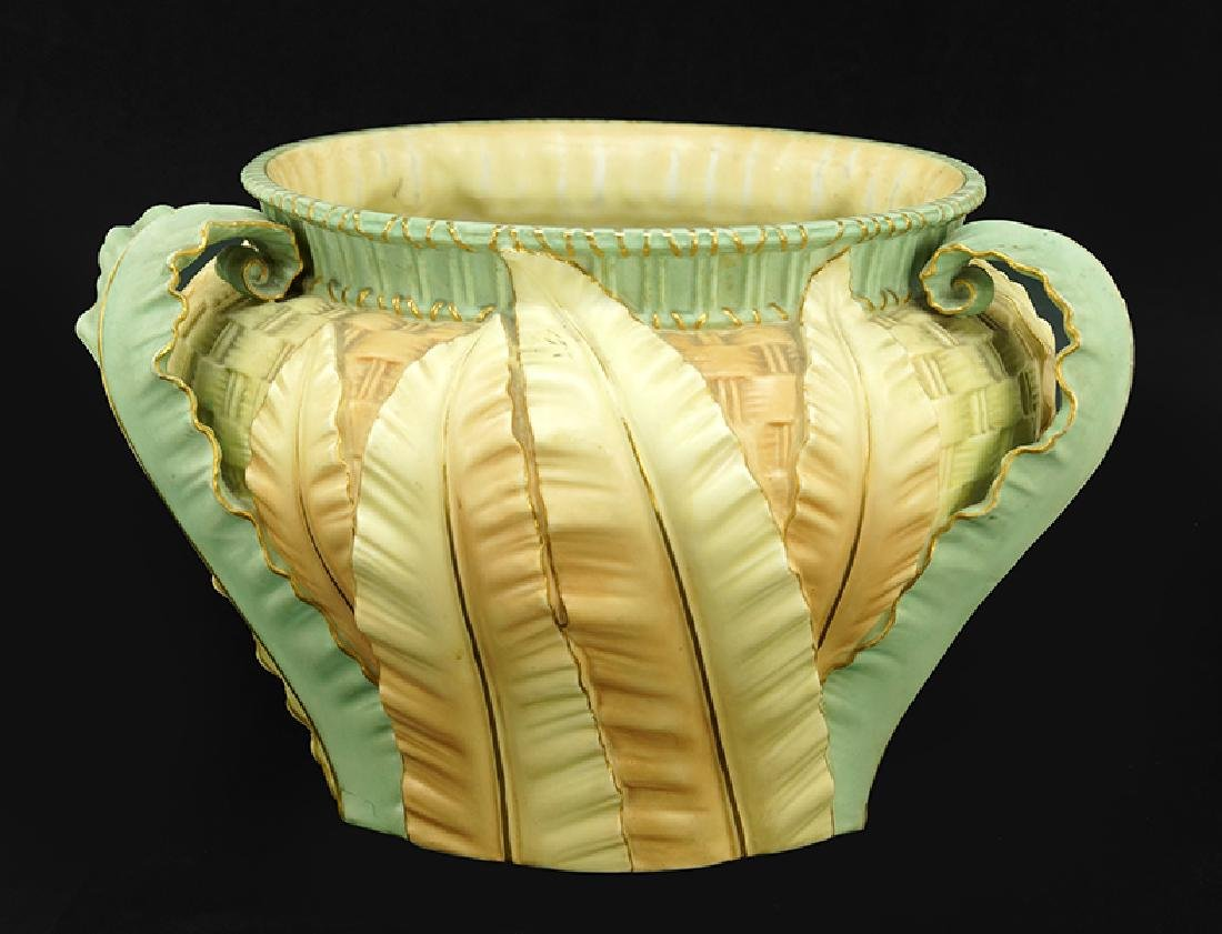 A Royal Worcester Jardiniere.