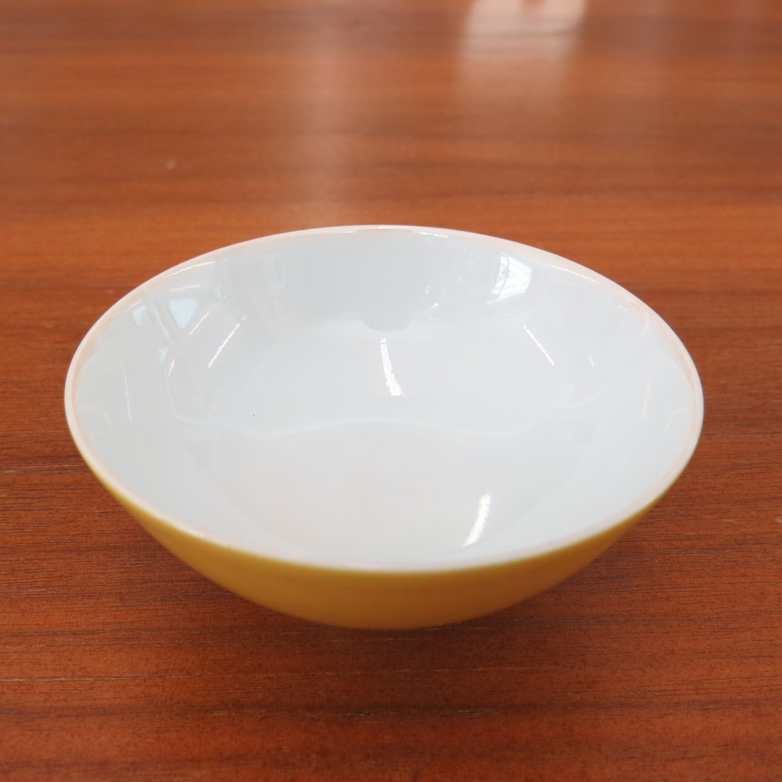 A Chinese Yellow Glazed Porcelain Cup. - 2