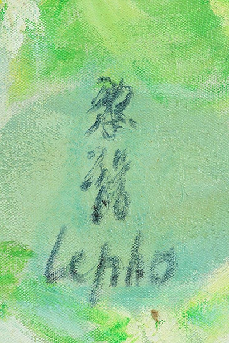 Le Pho (Vietnamese/French, 1907-2001) Le Jardin. - 3