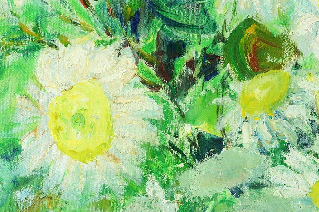 Le Pho (Vietnamese/French, 1907-2001) Le Jardin. - 5