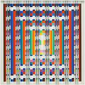 Yaacov Agam (Israeli, B. 1928) Title Unknown.