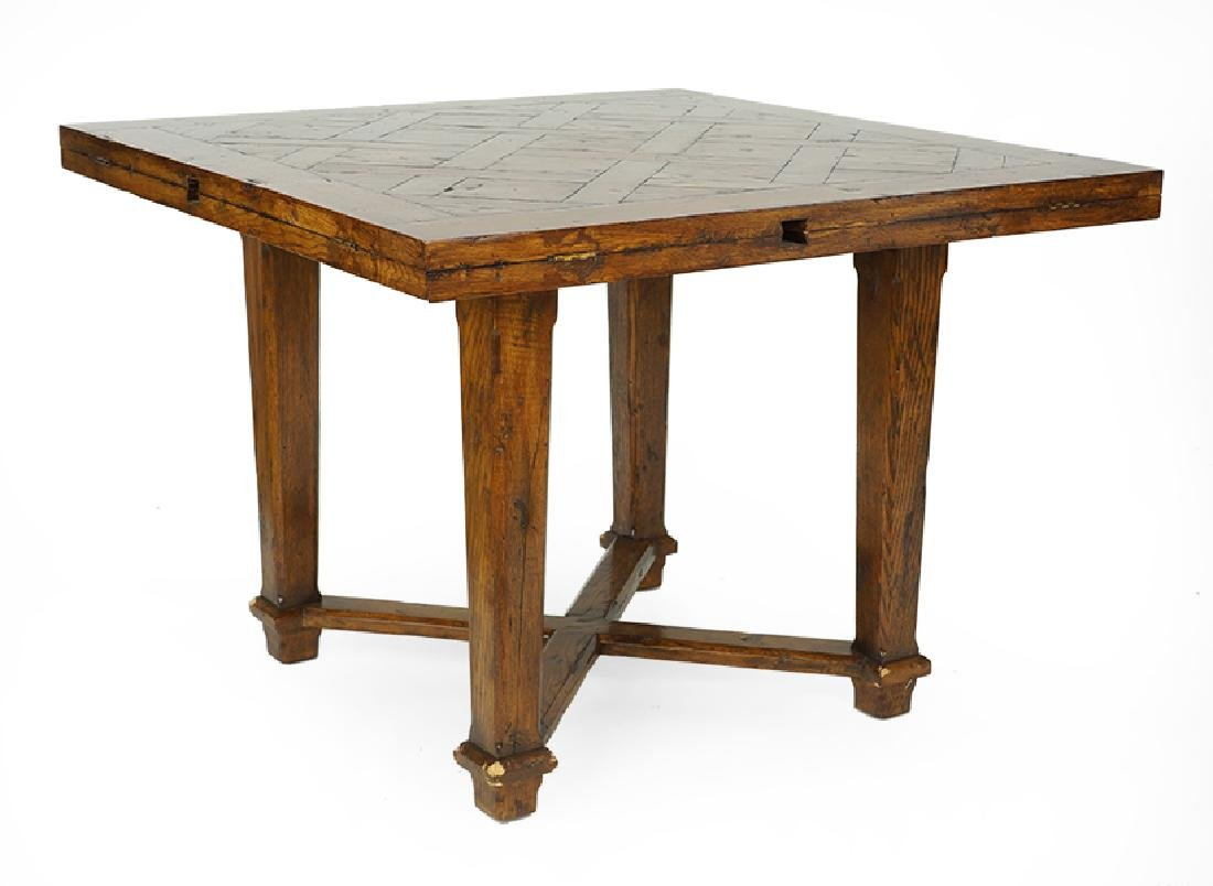 A Drop Leaf Table.